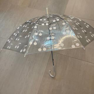 ボンポワン(Bonpoint)のボンポワン ビニール傘新品✨(傘)