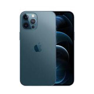 iPhone - iPhone12promax 128GB ブルー SIMフリー 新品未使用