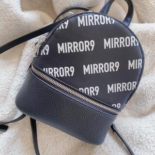 MIRROR9 ♡ バックパック