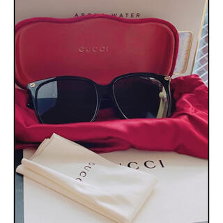 Gucci - GUCCI/グッチ サングラス GG0022SA 002