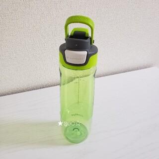 コストコ(コストコ)の『コストコ』contigo コンティゴ 水筒 1本 ウォーターボトル タンブラー(タンブラー)