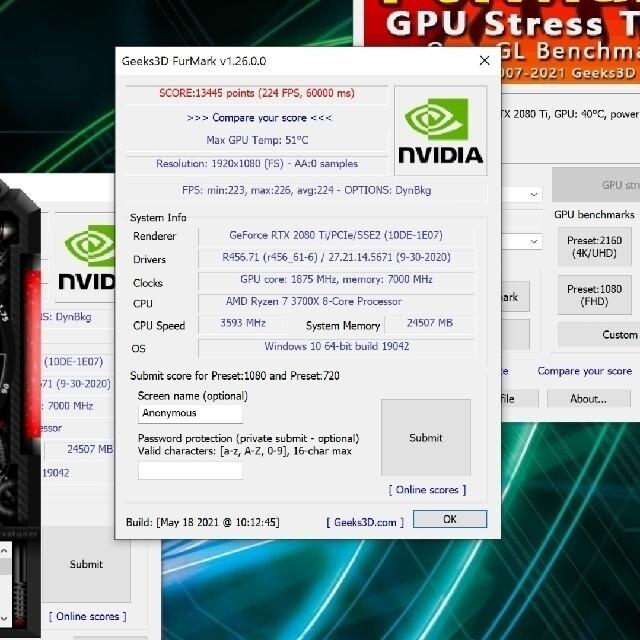 RTX2080Ti スマホ/家電/カメラのPC/タブレット(PCパーツ)の商品写真