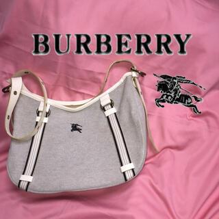 バーバリー(BURBERRY)の美品  BURBERRY  バーバリー ブルーレーベル   ショルダーバッグ(ショルダーバッグ)