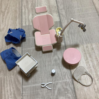 エポック(EPOCH)のシルバニアファミリー(知育玩具)