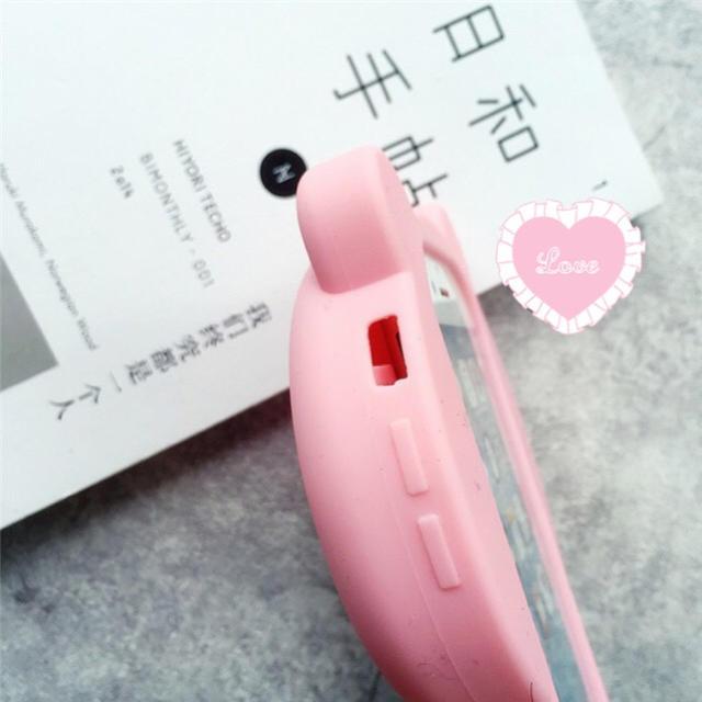 ⭐️超レア⭐️色違いブラウン line❤️シリコン 可愛いiPhoneケース❤️ スマホ/家電/カメラのスマホアクセサリー(iPhoneケース)の商品写真