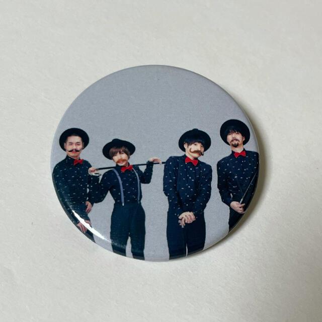 Official髭男dism 缶バッジ ヒゲダン エンタメ/ホビーのタレントグッズ(ミュージシャン)の商品写真