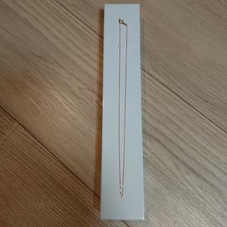 新品  k18PG 18金  ネックレス