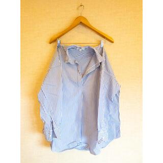 UNIQLO - UNIQLO オーバーサイズシャツ