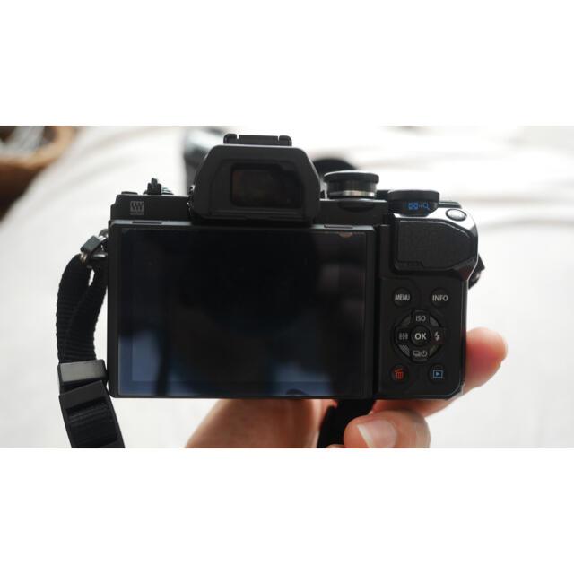 OLYMPUS(オリンパス)のOM-D EM10 MarkIII 美品(ほぼ未使用) スマホ/家電/カメラのカメラ(ミラーレス一眼)の商品写真