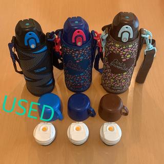 サーモス(THERMOS)のTHERMOS☆水筒☆魔法瓶☆800ml×2本、1000ml×1本☆3本(水筒)