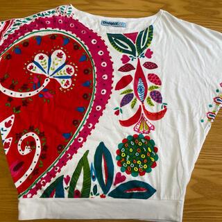 デシグアル(DESIGUAL)のデシグアルDESIGUAL ドルマンTシャツ Sサイズ(Tシャツ(半袖/袖なし))