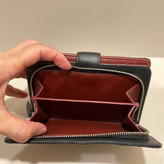 CHANEL(シャネル)のけいな様 CHANEL 折り財布 キャビアスキン レディースのファッション小物(財布)の商品写真