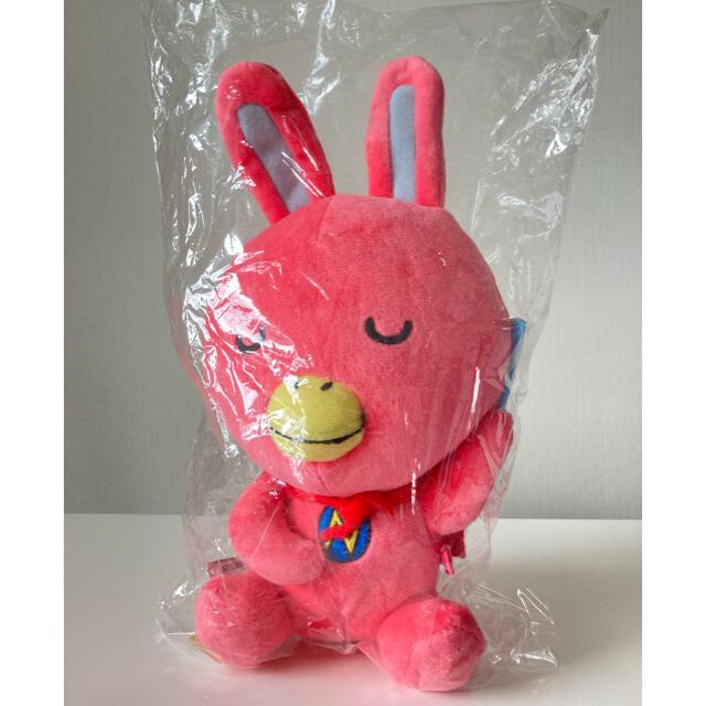 NOVAうさぎ ぬいぐるみ オリンピック仕様 エンタメ/ホビーのおもちゃ/ぬいぐるみ(ぬいぐるみ)の商品写真