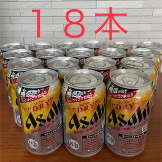 アサヒ - アサヒスーパードライ 生ジョッキ缶 18本