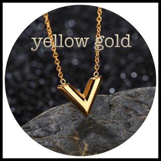 V エセンシャル モチーフ ネックレス gold(ネックレス)