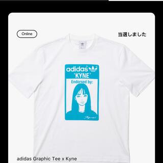 adidas - 【新品】adidas Graphic Tee x Kyne   Tシャツ
