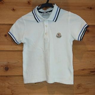 モンクレール(MONCLER)のポロシャツ モンクレール  116cm(Tシャツ/カットソー)