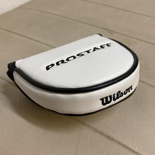 wilson - ウィルソン マレットパターカバー 未使用品