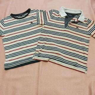 バーバリー(BURBERRY)のバーバリー ティシャツセット(Tシャツ/カットソー)