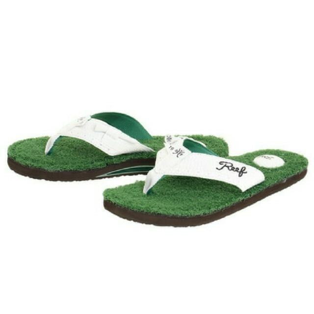 REEF GOLF トング サンダル 27 MULLIGAN 9 BEAMS メンズの靴/シューズ(サンダル)の商品写真
