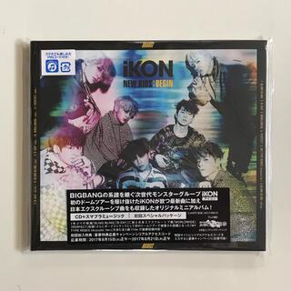 アイコン(iKON)のNEW KIDS:BEGIN(K-POP/アジア)