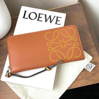 ロエベ(LOEWE)の新品未使用★ロエベ 長財布 アナグラム ウォレット(長財布)
