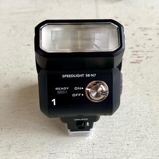 Nikon - Nikon SB-N7 スピードライト ブラック