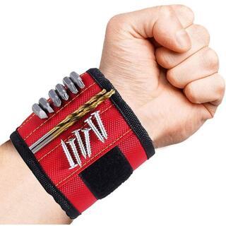 マグネットバンド DIY先進国アメリカ発 Wristband大工専用ご用達!(日用品/生活雑貨)