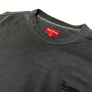 Supreme - 新品 本日のみ最安値 売り切り希望 supremeロゴTシャツ #ストリート