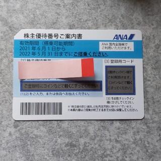 株主優待 ANA(航空券)