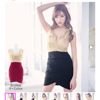 dazzy store - ミニドレス