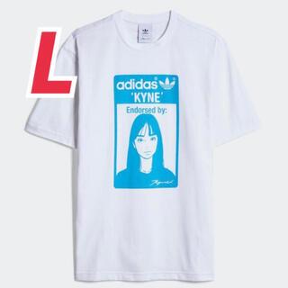 アディダス グラフィック KYNE Tシャツ L