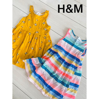 H&H - H&M キッズワンピ