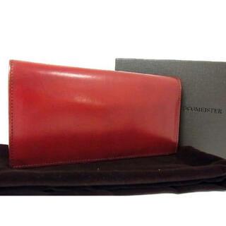 ガンゾ(GANZO)のCOCOMEISTER ココマイスター 二つ折り長財布 (長財布)