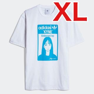 adidas - adidas グラフィック KYNE Tシャツ アディダス XL