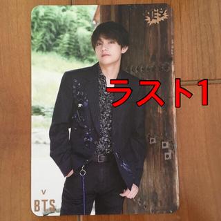 防弾少年団(BTS) -  BTS 香港 公式 YES カード トレカ テテ テヒョン