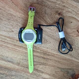 EPSON GPSウォッチ SF110G