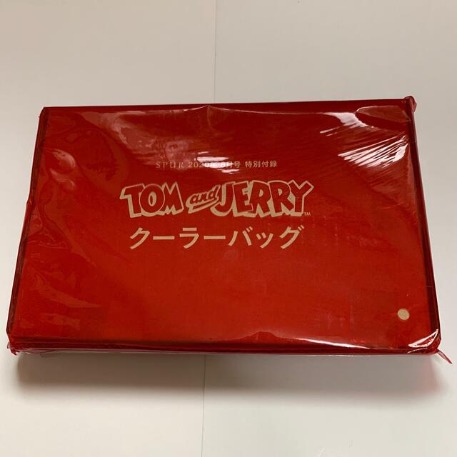 SPUR 付録 トムとジェリー クーラーバッグ レディースのバッグ(エコバッグ)の商品写真