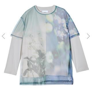 Ameri VINTAGE - 新品未使用タグ付き Ameri VINTAGE レイヤードロングスリーブTシャツ