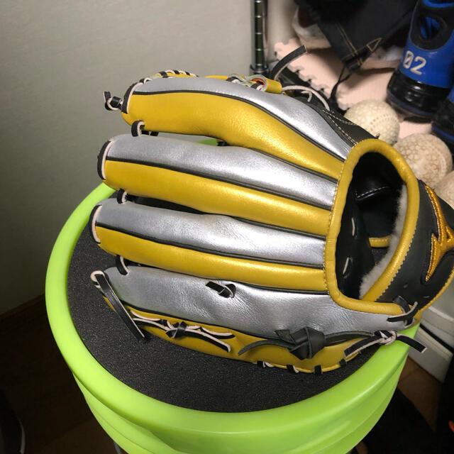 MIZUNO(ミズノ)のミズノプロ2013オールスターモデル スポーツ/アウトドアの野球(グローブ)の商品写真