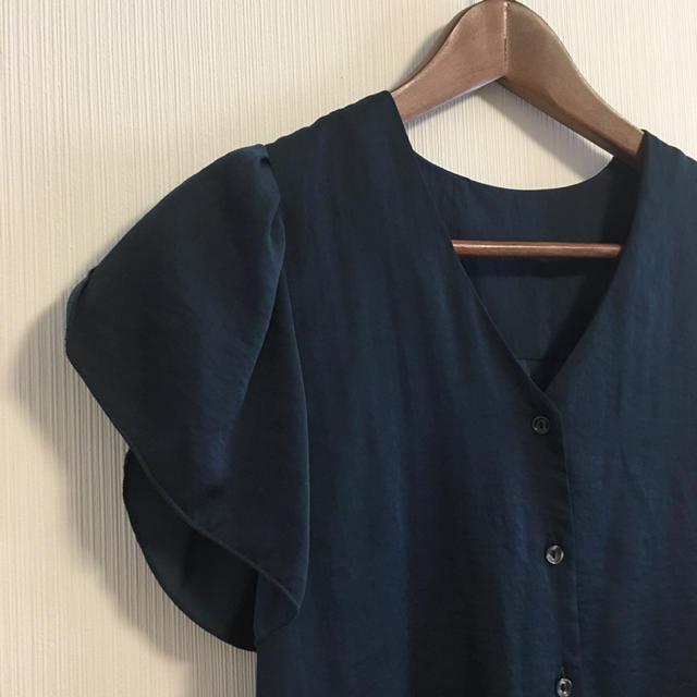 GU(ジーユー)のhiiibiさま専用です☆ レディースのトップス(シャツ/ブラウス(半袖/袖なし))の商品写真