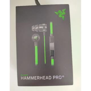 Razer Hammerhead Pro V2 マイク付きゲーミングイヤホン (ヘッドフォン/イヤフォン)