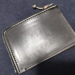 テンダーロイン(TENDERLOIN)のコードバン L字型 財布 コインケース コンパクト(コインケース/小銭入れ)