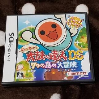 任天堂 - めっちゃ! 太鼓の達人DS 7つの島の大冒険 DS