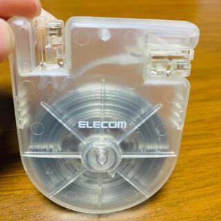 エレコム(ELECOM)の【ELECOM】巻き取り式電話ケーブル(その他)
