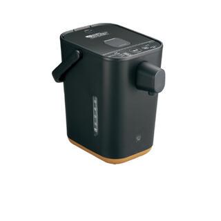 ゾウジルシ(象印)の電動ポット STAN.シリーズ 1.2L   未使用開封済み、黒(電気ポット)