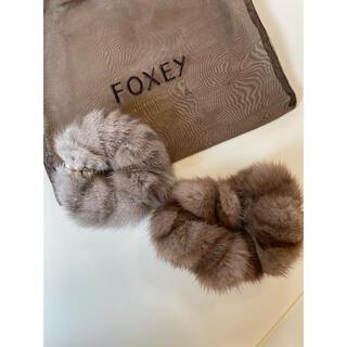 フォクシー(FOXEY)のfoxey ノベルティ シュシュ❤︎2個セット(ノベルティグッズ)