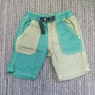 BREEZE - BREEZE パンツ ズボン グリーン 110  ハーフパンツ ブリーズ