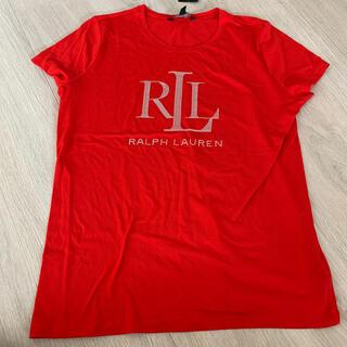 ラルフローレン(Ralph Lauren)の新品ラルフローレンTシャツ L(Tシャツ(半袖/袖なし))