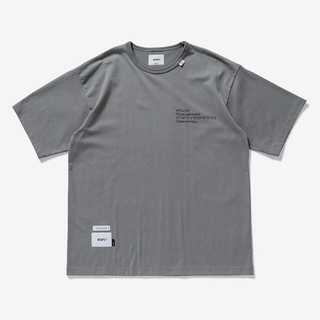 W)taps - WTAPS 21SS INSECT 03 / SS / COPO GRAY M